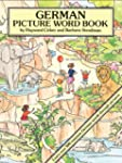 German Picture Word Book (Dover Child...