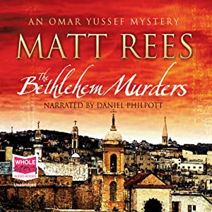 The Bethlehem Murders Audiobook
