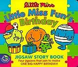 Jigsaw Little Miss Fun Birthday (Little Miss Jigsaw Books)