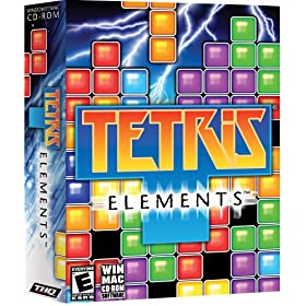 Tetris Elements OS X preview 0