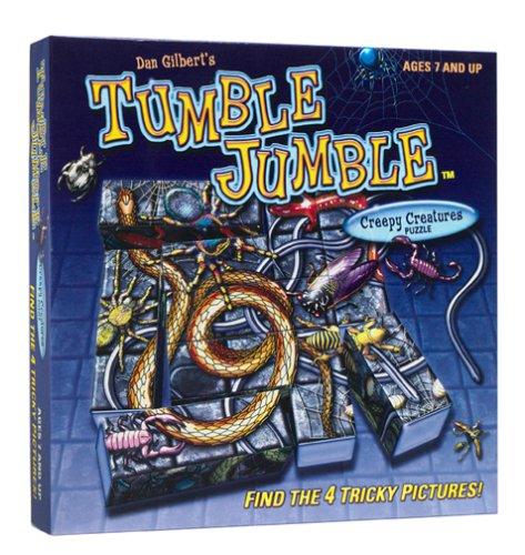 Cheap Toy Smith Creepy Creatures Tumble Jumble Puzzle (B00008W74V)