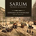 Sarum: The Novel of England Audiobook by Edward Rutherfurd Narrated by Wanda McCaddon