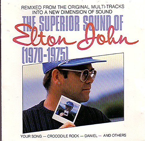 Elton John - The Superior Sound of Elton John - Zortam Music