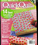 img - for Mccall's Quick Quilts. Easy Projects in a Jiffy. 14 Fabulous Patterns. September 2008. volume 13 number 5. Single Issue Magazine. book / textbook / text book