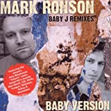 Mark Ronson & Baby J Baby Version