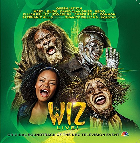 Ne-Yo - The Wiz Live! Original Soundtrack Of The Nbc Television Event - Zortam Music