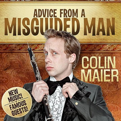 Buy Advice from a Misguided Man From amazon