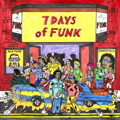 7 Days Of Funk – 7 Days Of Funk (2013) [FLAC]