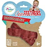 Little Toader Teething Toys, Baconeas...