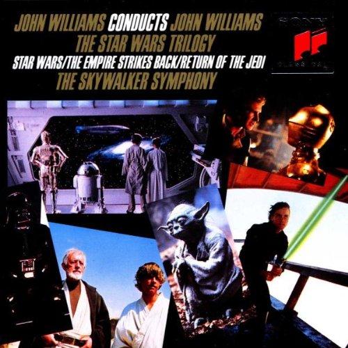 Star wars trilogy : bande originale des films de George Lucas