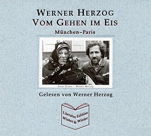 Vom Gehen im Eis (3CD)