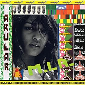 Cover image of song Galang by M.I.A.