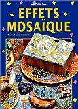 echange, troc Annasse/Marie-France - Effets mosaïque