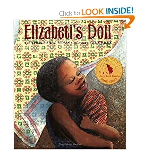 Elizabeti's Doll (Elizabeti Series) by Stephanie Stuve-Bodeen and Christy Hale