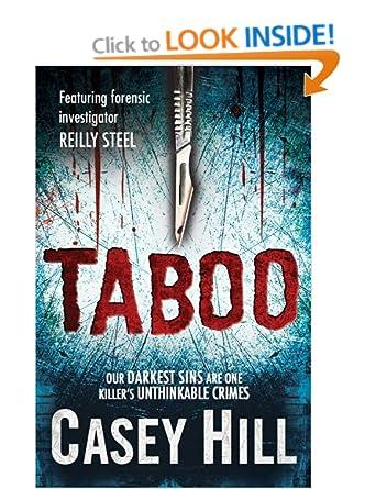 Taboo - Casey Hill