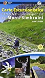 img - for Carta escursionistica parco naturale regionale dei monti Simbruini 1:25.000 book / textbook / text book