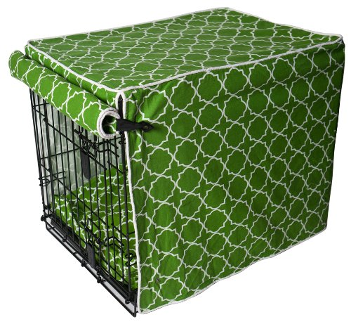 Molly Mutt Title Track Crate Cover, Small