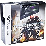 Transformers: Dark of the Moon Decepticons with Toy Car - Nintendo DS