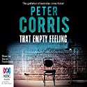 That Empty Feeling: Cliff Hardy, Book 41 Audiobook by Peter Corris Narrated by David Tredinnick