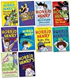 Francesca Simon Horrid Henry Pack, 10 books, RRP £48.90 (And Zombie Vampire; Meets the Queen; Robs the Bank; Wakes The Dead; And the Abominable Snowman; Haunted House; Monster Movie; Nits; Underpants; Rocks).