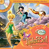 DISNEY FAIRIES 2010 Wall Calendar with BONUS DVD