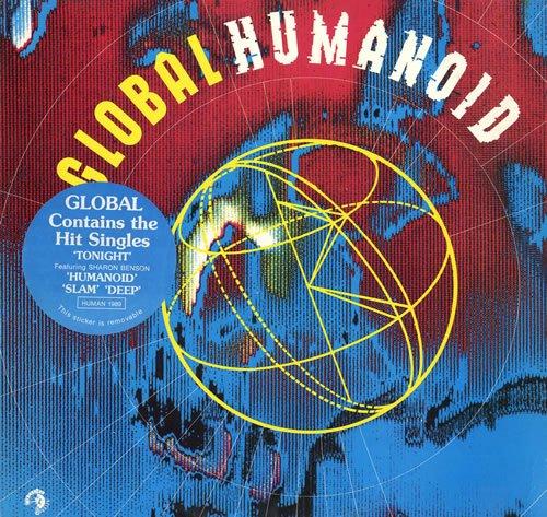 Humanoid - Global (1989) [FLAC] Download