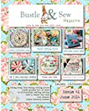 Helen Dickson Bustle & Sew Magazine June 2014: Issue 41