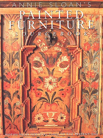 The Painted Furniture Sourcebook: Motifs from the Medieval Times to the Present Day (Decorative Furniture Painting compare prices)