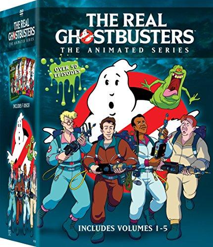 Real Ghostbusters 1-5 [Edizione: Francia]