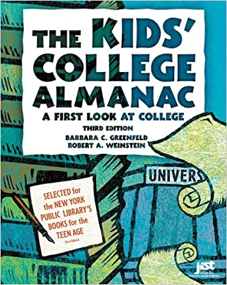The Kids' College Almanac: A First Look at College (Kids' College Almanac: First Look at College)