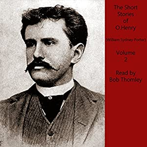 O. Henry Short Stories, Vol. 2 Audiobook