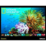National Geographic Oceans Calendar 2014