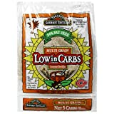 Tumaro's Low in Carbs 8-Inch Tortillas, Multigrain, 13.75-Ounce Packages (Pack of 6) ~ Tumaro's