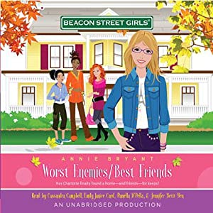 Worst Enemies/Best Friends: Beacon Street Girls #1 | [Annie Bryant]