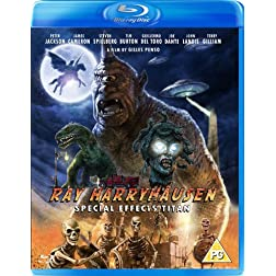 Ray Harryhausen Special Effects Titan [Blu-ray]