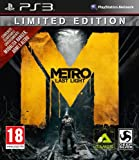 METRO LAST LIGHT LIMITED EDITION PS3