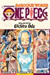 One Piece: Baroque Works 22-23-24, Vo...