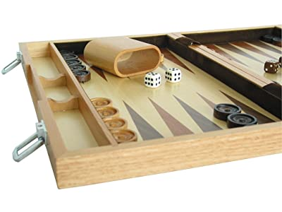 best wooden backgammon board set