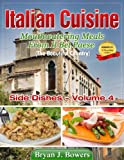 img - for Mouthwatering Side Dishes From Il Bel Paese (Italian Cuisine) book / textbook / text book