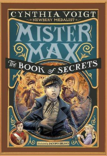 Book of Secrets (Mister Max)