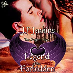Legend of the Forbidden Audiobook
