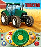 Tractor (Steering Wheel Play-a-Sound Book) (Little Drivers Steering Wheel Sound Book)