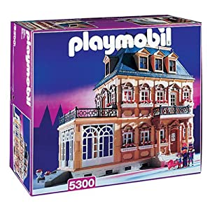 Playmobil 5300 casa de mu ecas tama o grande juguetes y juegos - Gran casa de munecas playmobil ...