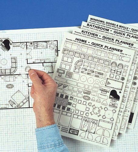 Quick Planner for 3-D Constructive Fun Home Kit