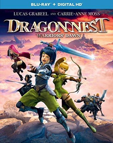 Dragon Nest: Warriors' Dawn (Blu-ray + DIGITAL HD)