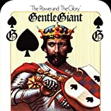 The Power And The Glory (5.1 Blu-ray/CD Mixed by Steven Wilson) by Gentle Giant [Music CD]