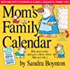 Mom's Family 17-Month 2015 Calendar