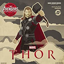 Marvel's Avengers Phase One: Thor  by Marvel Press Narrated by Ray Chase