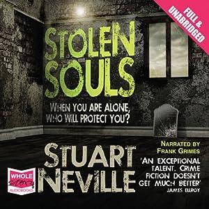 Stolen Souls Audiobook