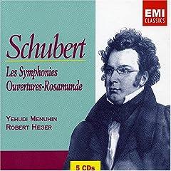 Schubert:Symphonies No.1-6/8/9